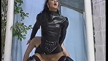 Cockhungry Latexgirls