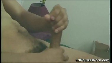 Asian first timer in retro porno