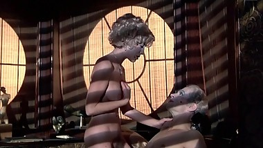 PENELOPE MILFORD NUDE (1977) Only Boobs Scene