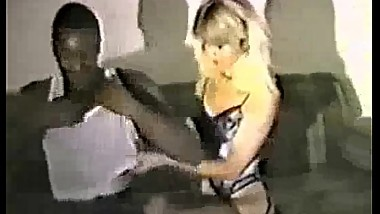 throwback vintage interracial fucking