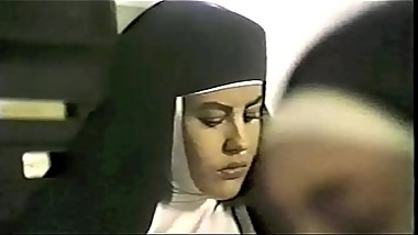 Granny'_s Attic Presents: A Vintage 1970s BDSM Italian Porn Film, '_Nun'_s Behaving Badly'_