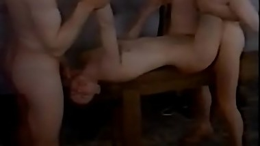 vintage dungeon audition abuse gangbang