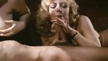 Vintage blowjob and dirty talk