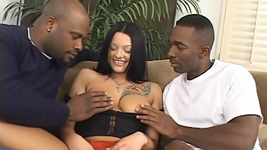 Black Dicks in White Chicks #2