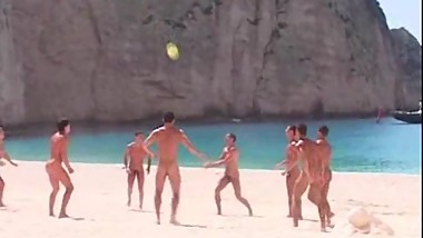 VINTAGE STRAIGHT GUYS VACATION NAKED IN PARADISE -(A©A?A©)-