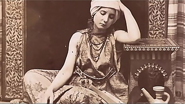 Taboo Vintage Films Presents '_A Night In A Moorish Harem #5 '_The Circassian Lady'_ (Part 1)