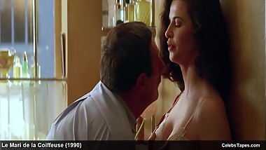Celebrity Actress Anna Galiena Romantic Sex Scenes