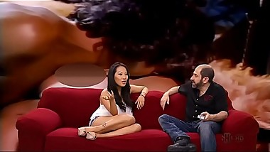 Asa Akira Comments on 70'_s Porn with Dave Attell