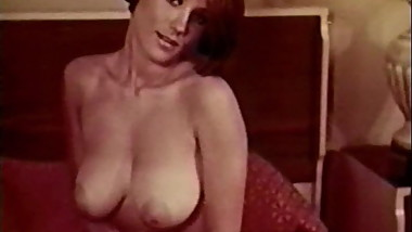LOOK OF LOVE - vintage nude 60s beauty teases