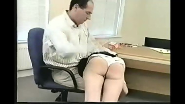 white cotton panties wedgie spanking