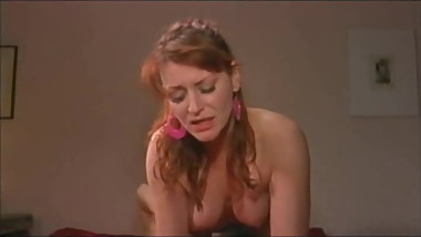 Tina Tyler Gives Redhead Naughty Lesson