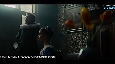 Alicia Vikander Nude in Tulip Fever 2017 - VIDTAPES.COM