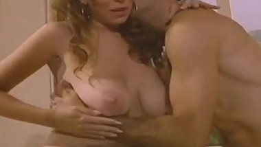 Christy Canyon Threeway retro movie