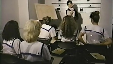 Vintage - First Time at Cherry High (1984) - Tanya Lawson, Ron Jeremy