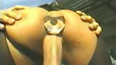 Clear Butt Plug Play Chick and Anal