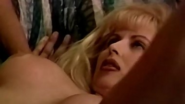 Busty vintage amateur loves tasting cum