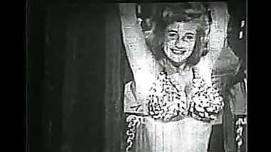Virginia Bell performs in  6 Burlesque dances