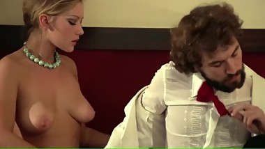 MARTINE STEDIL NUDE (1976) Only Boobs Scene