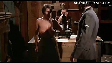 Uschi Digard Nude Scene from '_The Cut-Throats'_ On ScandalPlanet.Com