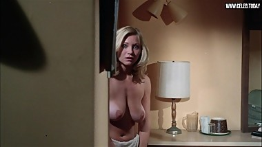 Angela Aames - Topless, Big Boobs + In front of Clothed girl