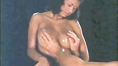 Hot Oil Sex with Amazing Asian Girl - Vintage Porn 1970s