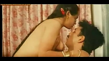 Mallu Bhabhi Vintage First Night Video Squeezing Naked Boobs Really Hot Video