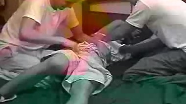 tickle dan (good video bad quality)