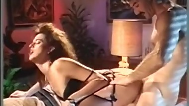 Vintage  -  Female in Nylons Gets Used Hard