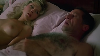 PIA ZADORA NUDE (1983) Only Boobs Scene