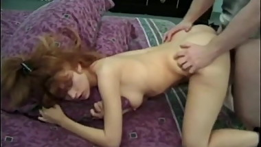 EDPOWERS - Redhead Fovea spitroasted before facial