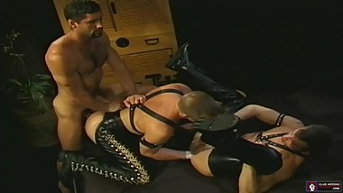 ClubInfernoDungeon Vintage Hunks Fisting Fetish 3Some