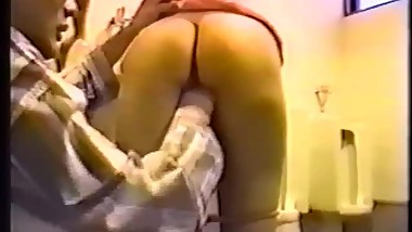 Japanese vintage AV - Nursing and sex