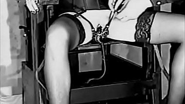 Sue Logue - Test Electric Chair and Electrostimulation