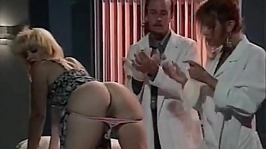 Classic theespme sex on doctor'_s cabinet