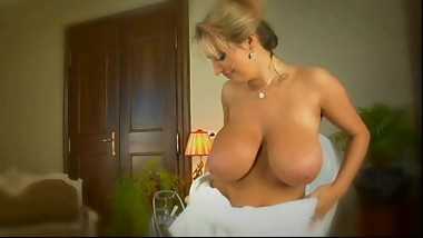 Big Boobs Stepmom Craving For Attention From Stepson