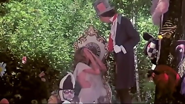 Alice in Wonderland X (1976), musical comedy porn film
