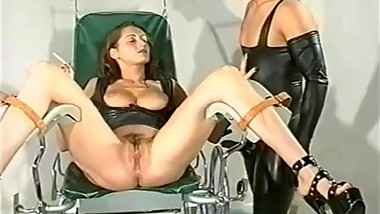 vintage rubber sex games with slaveboy slavegirl mistress