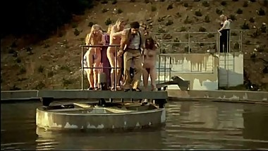Underwater Orgy - In The Sign of The Virgin (1973) Sex Scene 7