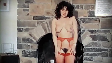 HAIRY VENUS - vintage British striptease dance