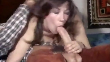 retro huge cock hairy natural tits cumshot blowjob anal milf