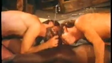 Vintage BB and piss 3 scenes
