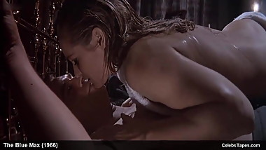 Celebrity Ursula Andress Naked And Erotic Movie Scenes