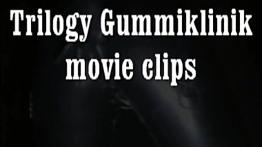 the GummiKlinik trilogy films