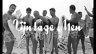 VINTAGE MEN ~ COMPILATION WITH MANY BULGES AND HOT BUTTS FROM THE PAST